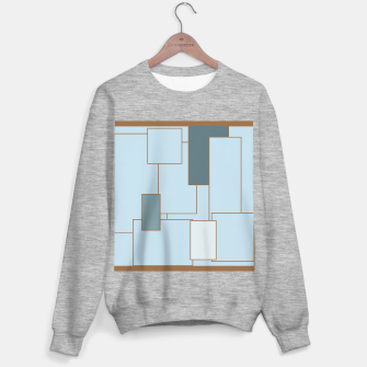 Thumbnail image of Spaces in Frame Sweater regular, Live Heroes