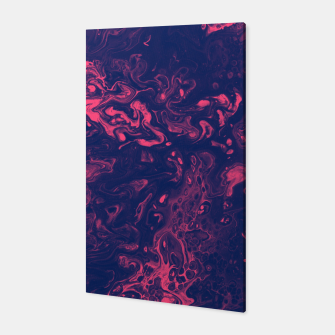 Miniatur Pink and Purple Tendrils Canvas, Live Heroes