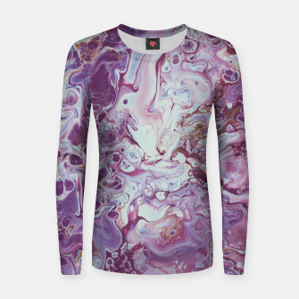 Thumbnail image of Plum Life Women sweater, Live Heroes