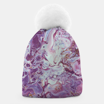 Thumbnail image of Plum Life Beanie, Live Heroes