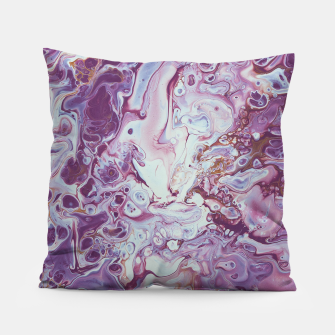 Thumbnail image of Plum Life Pillow, Live Heroes