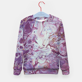 Thumbnail image of Plum Life Kid's sweater, Live Heroes