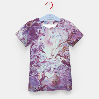 Thumbnail image of Plum Life Kid's t-shirt, Live Heroes