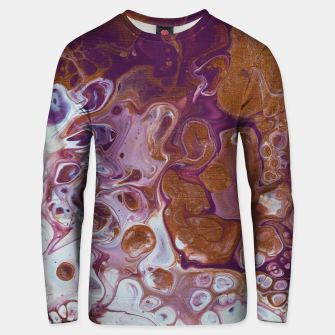Thumbnail image of Plum Riot Unisex sweater, Live Heroes