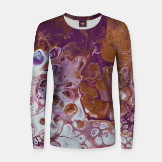 Thumbnail image of Plum Riot Women sweater, Live Heroes
