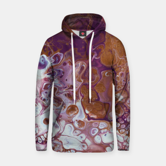 Thumbnail image of Plum Riot Hoodie, Live Heroes