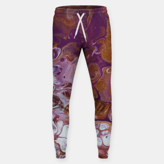 Thumbnail image of Plum Riot Sweatpants, Live Heroes