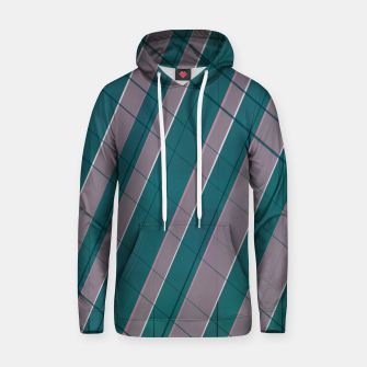 Thumbnail image of Graphic stripes in rose lilac teal  Hoodie, Live Heroes