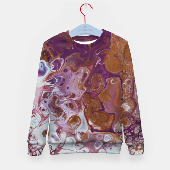 Thumbnail image of Plum Riot Kid's sweater, Live Heroes
