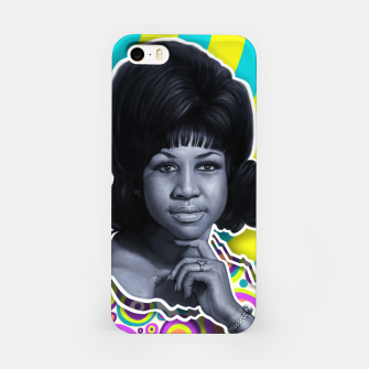 Thumbnail image of Aretha - Queen of Soul iPhone Case, Live Heroes