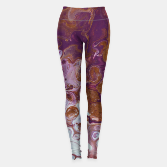 Thumbnail image of Plum Riot Leggings, Live Heroes