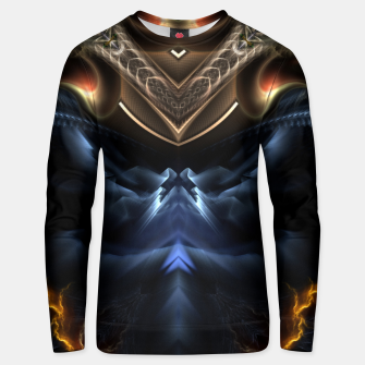 Thumbnail image of Title: Imperial Strike Unisex sweater, Live Heroes