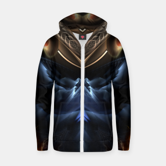 Thumbnail image of Title: Imperial Strike Zip up hoodie, Live Heroes