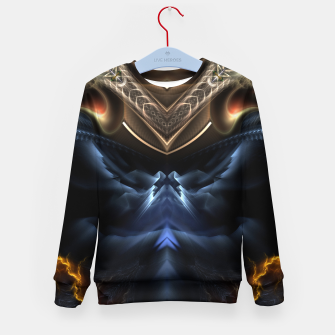 Thumbnail image of Title: Imperial Strike Kid's sweater, Live Heroes