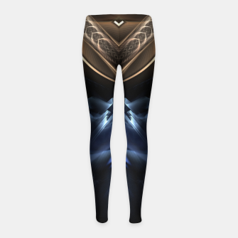 Thumbnail image of Title: Imperial Strike Girl's leggings, Live Heroes