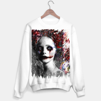 Thumbnail image of harley quinn Sweater regular, Live Heroes