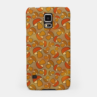 Thumbnail image of Porcinis Autumn Pattern Samsung Case, Live Heroes