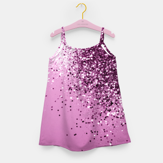 Thumbnail image of Sparkling Pink Lady Glitter #1 #shiny #decor #art  Mädchenkleid, Live Heroes
