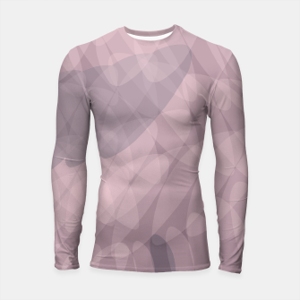 Thumbnail image of Blush Purple and Blue III Longsleeve rashguard , Live Heroes