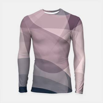 Thumbnail image of Blush Purple and Blue IV Longsleeve rashguard , Live Heroes