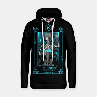 Thumbnail image of The Gamer X Tarot Card Hoodie, Live Heroes