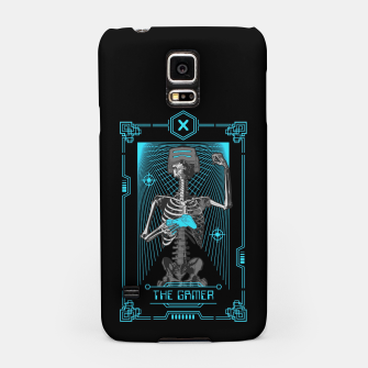 The Gamer X Tarot Card Samsung Case thumbnail image