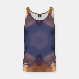 Miniaturka Abstraction Tank Top, Live Heroes