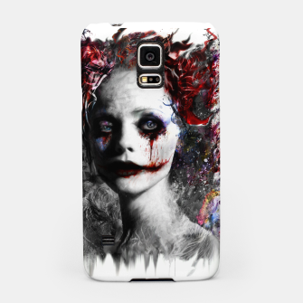 Thumbnail image of harley quinn Samsung Case, Live Heroes