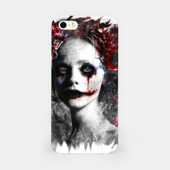 Thumbnail image of harley quinn iPhone Case, Live Heroes