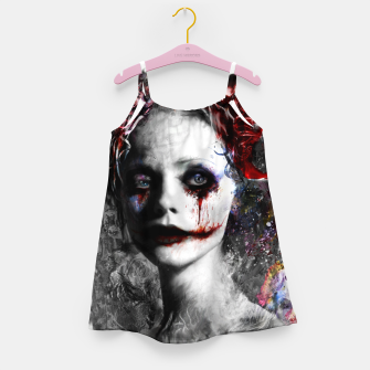 Miniature de image de harley quinn Girl's dress, Live Heroes