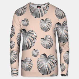 Thumbnail image of Tropical Monstera Dream #1 #tropical #pattern #decor #art Unisex sweatshirt, Live Heroes