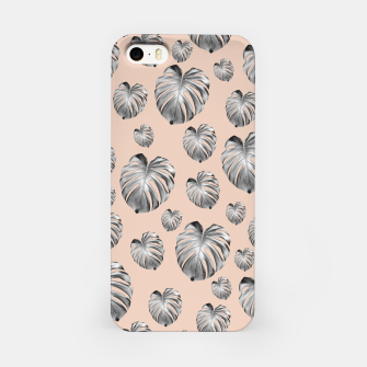 Thumbnail image of Tropical Monstera Dream #1 #tropical #pattern #decor #art iPhone-Hülle, Live Heroes