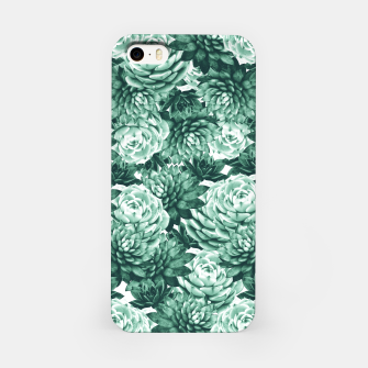 Thumbnail image of Succulents Pattern #1 #GreenVibes #decor #art iPhone-Hülle, Live Heroes