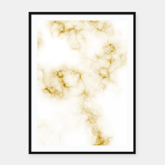 Thumbnail image of Edge of Marble Framed poster, Live Heroes