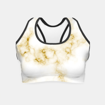 Thumbnail image of Edge of Marble Crop Top, Live Heroes