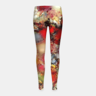 Thumbnail image of Wrench Girl's leggings, Live Heroes