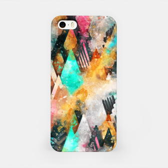 Abstract Triangles iPhone Case obraz miniatury