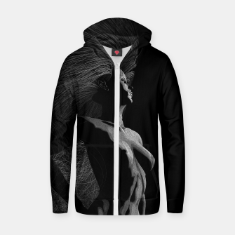 Thumbnail image of Circe by Moonlight Zip up hoodie, Live Heroes