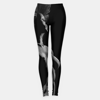 Thumbnail image of Circe by Moonlight Leggings, Live Heroes