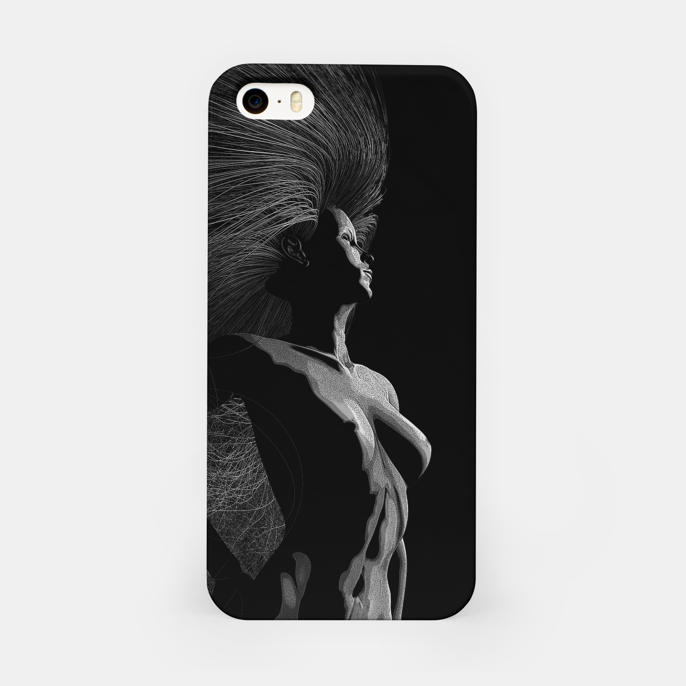 Image of Circe by Moonlight iPhone Case - Live Heroes