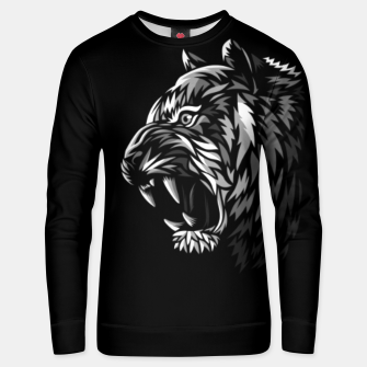 Thumbnail image of Tiger Tribal Sudadera unisex, Live Heroes