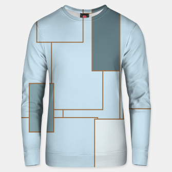 Thumbnail image of Spaces in Frame Unisex sweater, Live Heroes