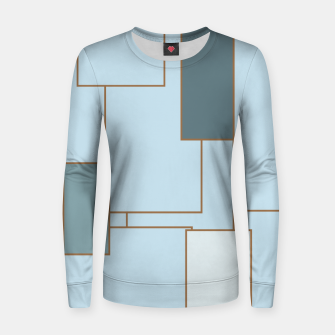 Thumbnail image of Spaces in Frame Women sweater, Live Heroes