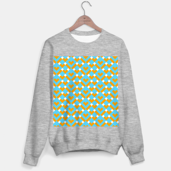 Thumbnail image of Graphic Hearts Pattern  Sweater regular, Live Heroes