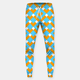 Thumbnail image of Graphic Hearts Pattern  Sweatpants, Live Heroes