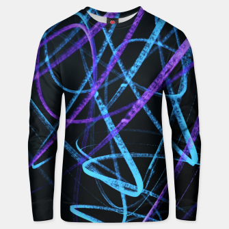 Thumbnail image of Cool Commotion - Handstyles and Modern Graffiti Art  Unisex sweater, Live Heroes