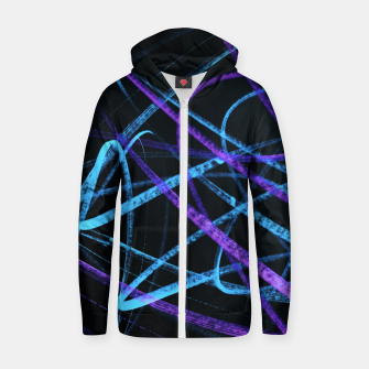 Miniature de image de Cool Commotion Zip up hoodie, Live Heroes