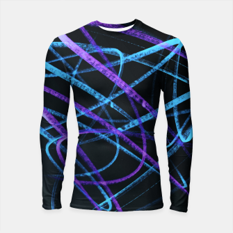 Thumbnail image of Cool Commotion - Handstyles and Modern Graffiti Art  Longsleeve rashguard , Live Heroes