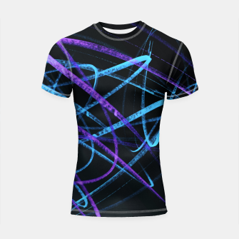 Miniature de image de Cool Commotion Shortsleeve rashguard, Live Heroes
