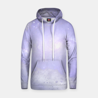 Thumbnail image of Purple Galaxy Texture Kapuzenpullover, Live Heroes